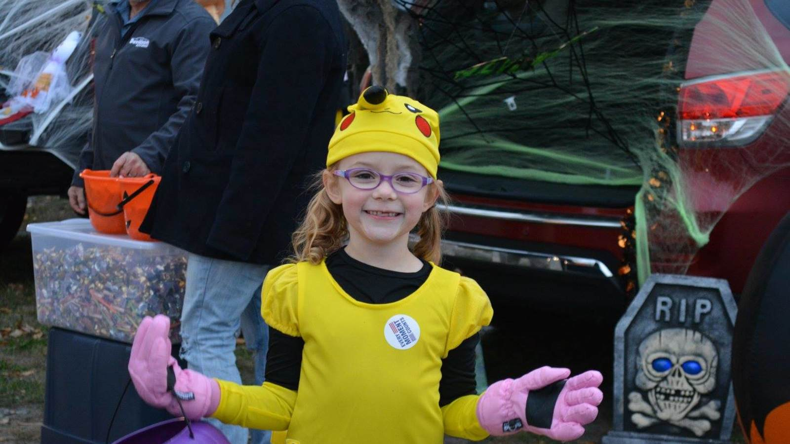USO Fort Drum Trunk or Treat 2016 • USO Fort Drum
